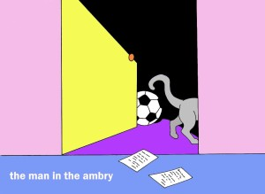The Man in the Ambry